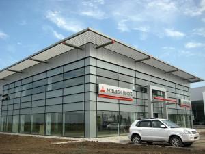 Автосалон Mitsubishi