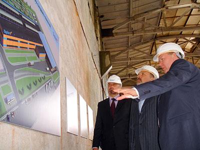 В Ивановской обл. началось строительство завода «Теплант»