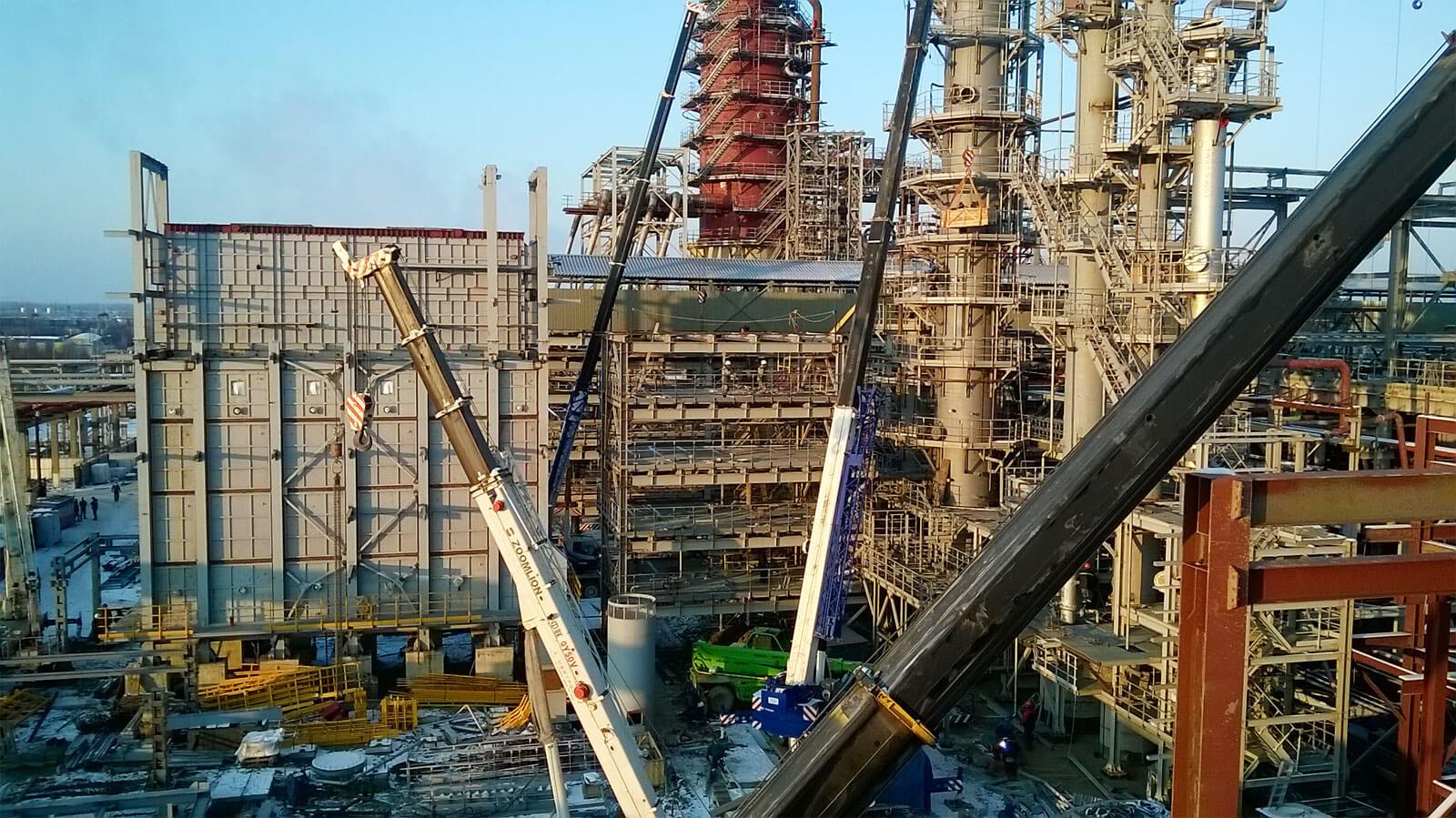 Афипский Нефтеперерабатывающий завод(АНПЗ)