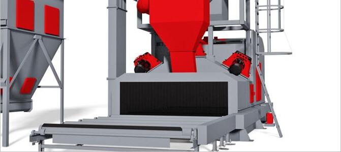 Заключен договор на приобретение дробеметной установки с рольгангом
