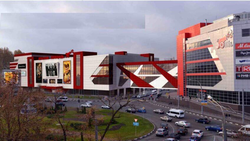 В Новороссийске началось строительство II очереди мегацентра «Красная площадь»