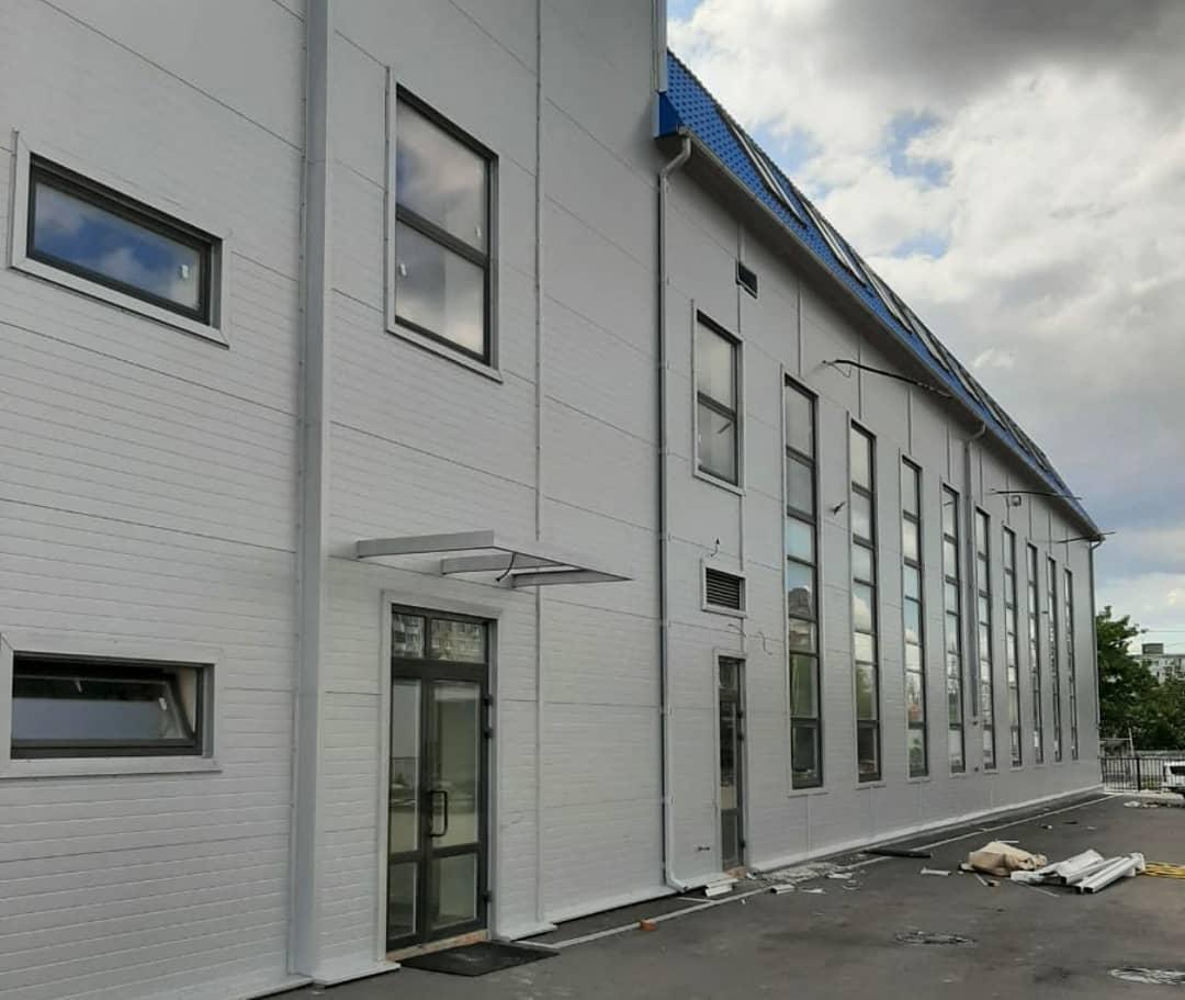 Офисное здание для ООО Промсельмаш